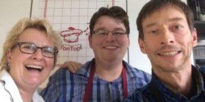 Podcast : 70. TonTopf mit Nico Wehner ~ Regional-Wetter-Experte