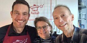 """Podcast : 75. TonTopf mit Matthias Jung ~ Architekt und Vorsitzender des Vereins """"Hildesheim blüht auf!"""""""